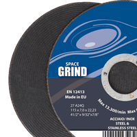 Deburring grinding wheel