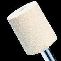 Puntas y discos de fieltro para pulir