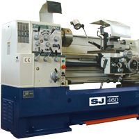 Lathe and accessories