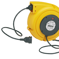 Industrial cable winders
