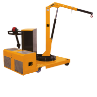 Cranes and hydraulic lifters