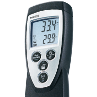 Digital thermo-hygrometer to measure moisture