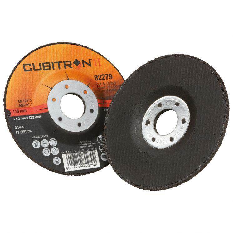 Disco ibrido per taglio e sbavatura 3M CUT & GRINDING CUBITRON II