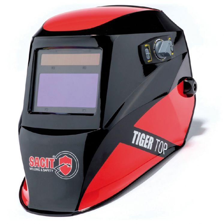 Maschere elettroniche per saldatura SACIT TIGER TOP