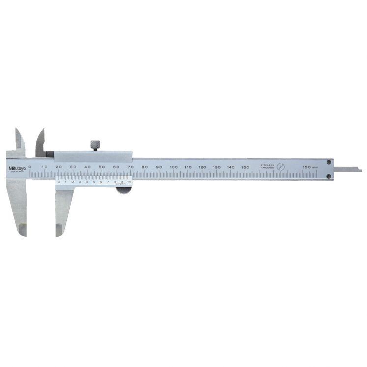 Calibri analogici a corsoio monoblocco lettura 0,02 mm MITUTOYO SERIE 530