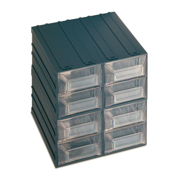 Cassettiere Plastica Per Minuterie.Cassettiere Per Minuteria Terry Vision 208x222x208