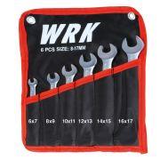 Kit di chiavi a forchetta doppie WRK Utensili manuali 14445 0