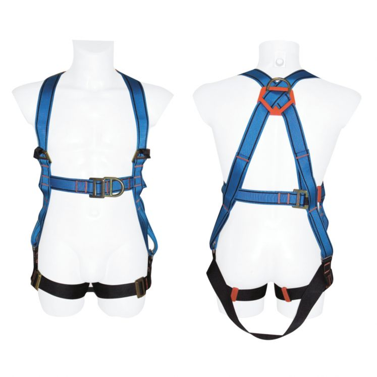 Harnesses with 5 adjustment points