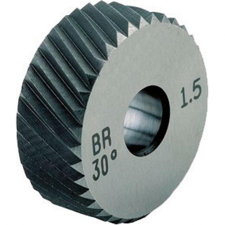 Form knurling wheels KERFOLG ROUGH - TYPE BR 30°
