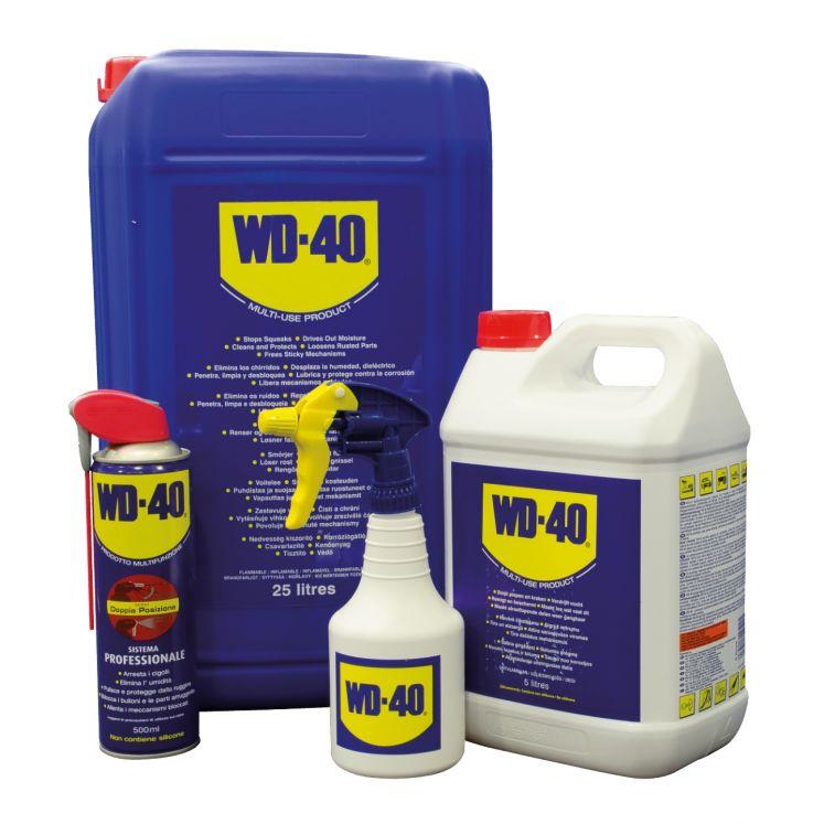 Multi-purpose lubricants WD 40