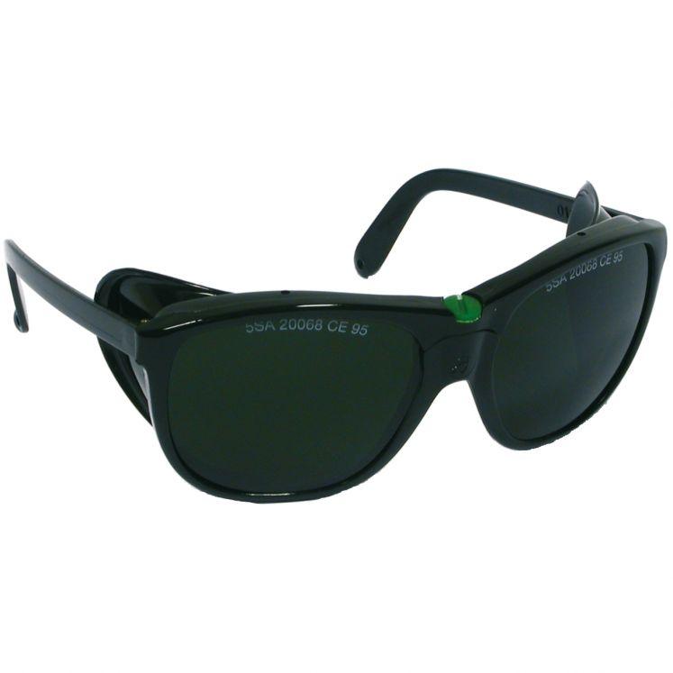 Protective eyewear for welding