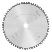 TCT circular saw blades fo dry-cut ferrous metal GUABO Solid cutting tools 244070 0