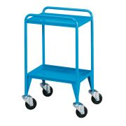 Mini series Workshop trolleys with two trays Furnishings and storage 39454 0