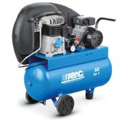 Air compressors with belt drive single-stage ABAC A29/50 CM2 Pneumatics 3928 0