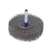 Wheel brushes with shank PFERD Abrasives 39187 0