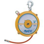 Spring balancers with compressed air hose MATIC Pneumatics 1183 0
