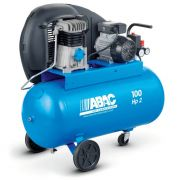 Air compressors with belt drive single-stage ABAC A29/100 CM2 Pneumatics 3929 0