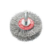 Wheel brushes with shank Abrasives 16696 0