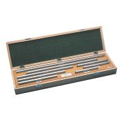 Set of gauge blocks 8 pieces ALPA Measuring and precision tools 37165 0