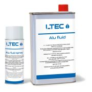 Neat cutting oils LTEC ALU FLUID Lubricants for machine tools 1595 0