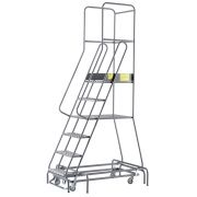 Step ladders with wheels Furnishings and storage 21495 0