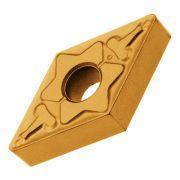 TUNGALOY, negative Drehwendeschneidplatten - Form D - TM