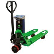Transpaletas pesadoras con impresora B-HANDLING Elevación de cargas 35032 0