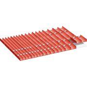 Kit de material de subdivisión para cajones con compartimientos 54X36 E LISTA 80.388.000 Mobiliario y colectores para taller 351276 0