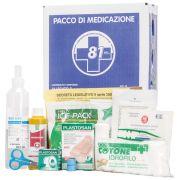 Paquete de medicación basic Equipo de protección individual 361799 0