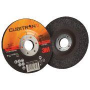 Depressed centre grinding discs 3M CUBITRON II Abrasives 35747 0