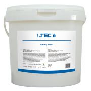 Battery acid neutralizer LTEC SAFETY SAND Lubricants for machine tools 34587 0