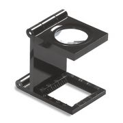 Folding magnifiers in acrylic plastic Measuring and precision tools 240896 0