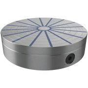 Magnetic plates round Clamping systems 357735 0