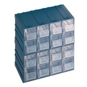 Storage cabinet for small parts VISION 208x132x208 Furnishings and storage 4897 0