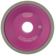 Wheels of CBN form 12A2D TYROLIT 217976 Abrasives 357337 0