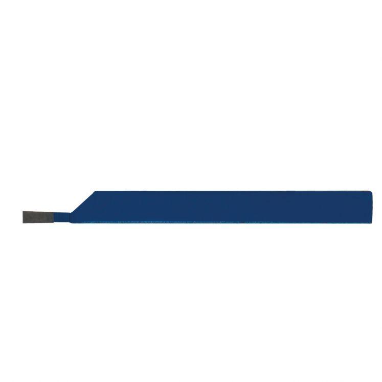 Nóż tokarski z lutowanymi płytkami z węglików spiekanych do rowkowania zewnętrznego KERFOLG BRAZER ISO 7
