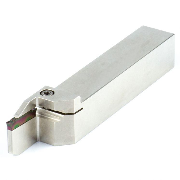 Noże tokarskie dwustronne do rowkowania, przecinania i toczenia TGE…DGN2504-21 KERFOLG