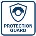 Cuffia di protezione antirotazione